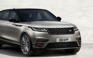 Land Rover Range Rover Velar 2020 Blue Widescreen