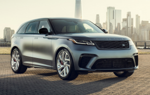 Land Rover Range Rover Velar 2020 Gray Wallpapers For IPhone