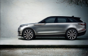 Land Rover Range Rover Velar 2020 Red Beautiful Wallpaper