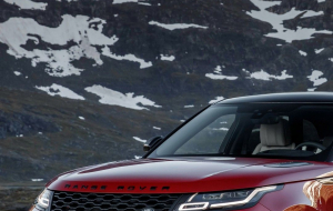Land Rover Range Rover Velar 2020 Red Full HD Wallpapers