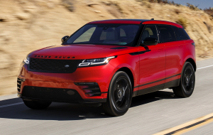 Land Rover Range Rover Velar 2020 Red Gallery