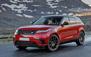 Land Rover Range Rover Velar 2020 Red Images