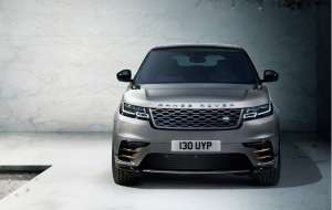 Land Rover Range Rover Velar 2020 Red Photos