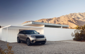 Land Rover Range Rover Velar 2020 Red Pictures