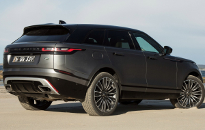 Land Rover Range Rover Velar 2020 Red Wallpapers For IPhone