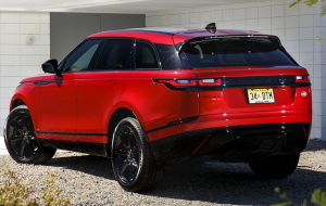 Land Rover Range Rover Velar 2020 Red Wallpapers Pack