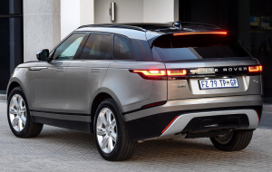 Land Rover Range Rover Velar 2020 Silver Wallpapers For IPhone