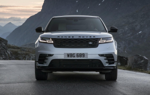 Land Rover Range Rover Velar 2020 White Wallpapers Pack