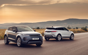 Land Rover Range Rover Velar Hybrid 2020 High Resolution