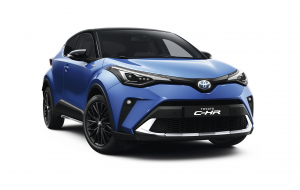 Toyota C HR Hybrid 2020 Widescreen