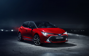 Toyota Corolla 2020 Black Images