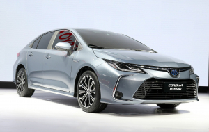 Toyota Corolla 2020 Green Pictures