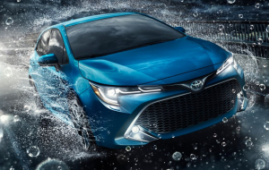 Toyota Corolla 2020 Green Wallpapers For IPhone