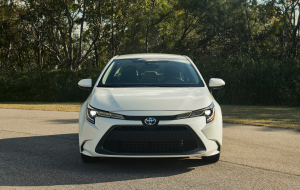 Toyota Corolla 2020 Green Wallpapers Pack