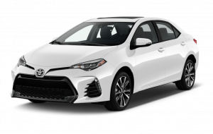 Toyota Corolla 2020 White Wallpapers HQ