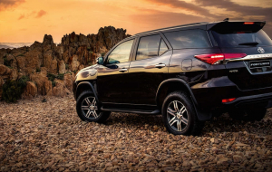 2020 Toyota Fortuner | Look HD Wallpapers