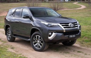 2018 Toyota Fortuner | HD Wallpapers