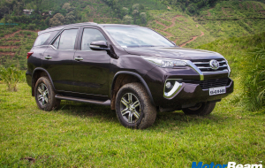 Toyota Fortuner 2020 Green In HQ