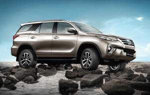 Toyota Fortuner 2020 Green Wallpapers For IPhone