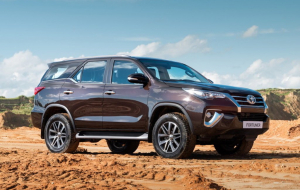 Toyota Fortuner 2020 Green Wallpapers Pack