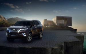 Toyota Fortuner 2020 Silver Gallery
