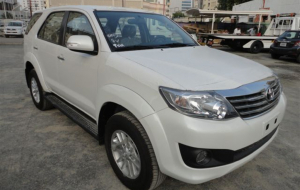 Toyota Fortuner 2020 Silver Pictures