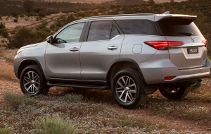 Toyota Fortuner 2020 Silver Wallpapers For IPhone