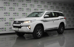 Toyota Fortuner 2020 White Computer Wallpaper