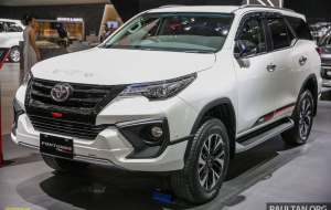 Toyota Fortuner 2020 White Images