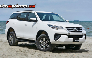 Toyota Fortuner 2020 White In HQ