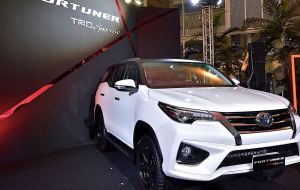 Toyota Fortuner 2020 White Photos