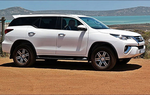 Toyota Fortuner 2020 White Pinterest