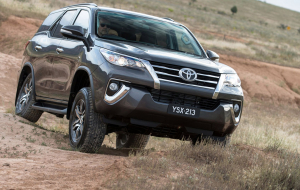 Toyota Fortuner Hybrid 2020 In HQ