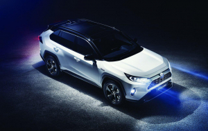 Toyota Fortuner Hybrid 2020 Wallpapers HQ