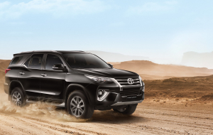 Toyota Fortuner Hybrid 2020 Wallpapers Pack