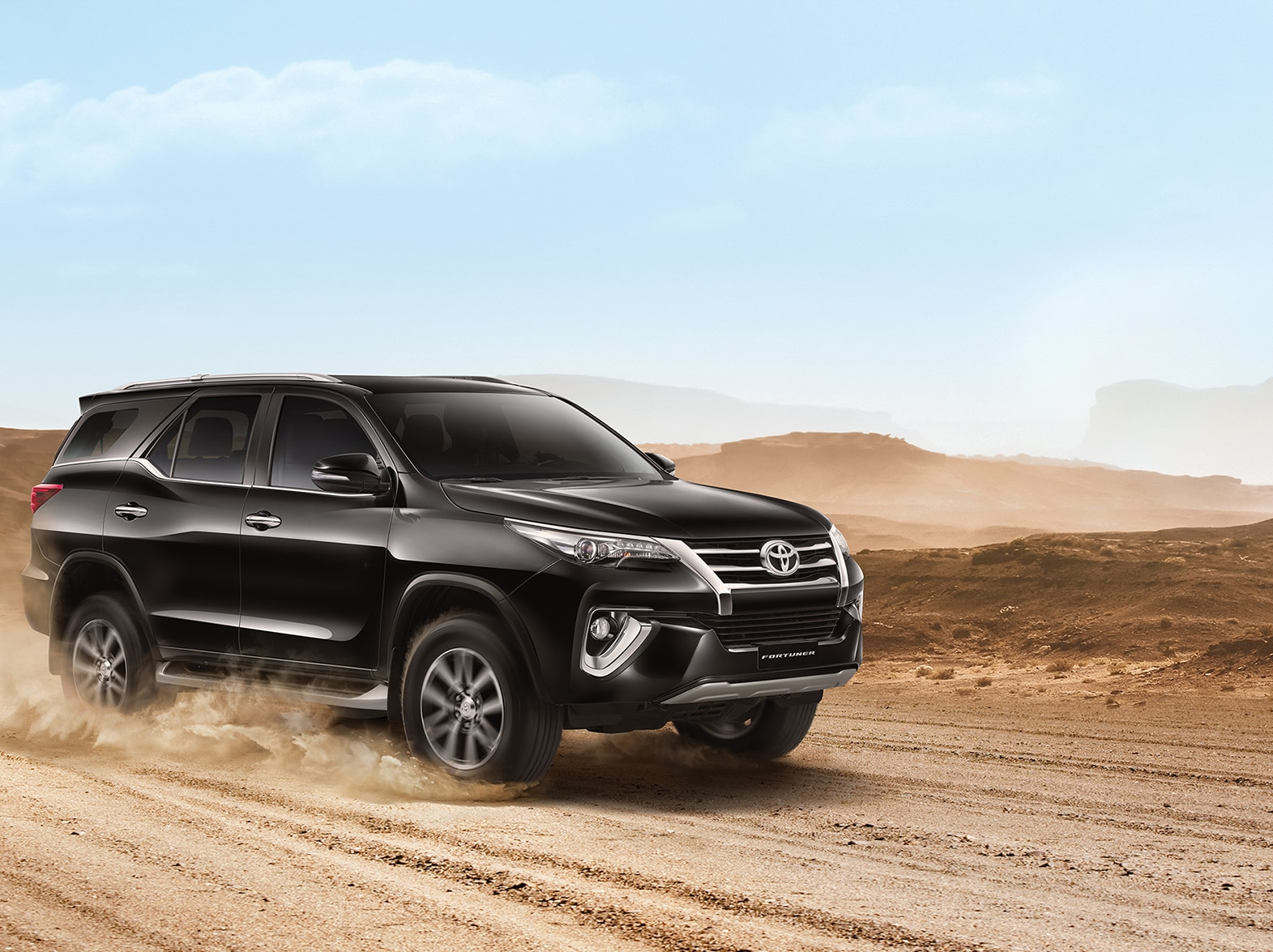 toyota fortuner hybrid 2020 wallpapers backgrounds