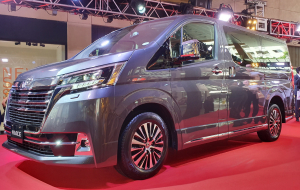 Toyota Hiace 2020 Gray Wallpapers For Android