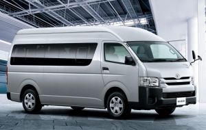Toyota Hiace 2020 Green In HQ