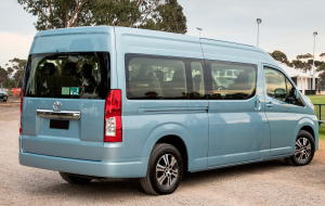 Toyota Hiace 2020 Green Photos