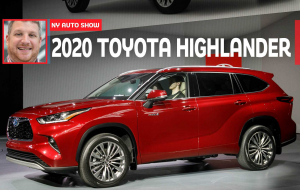 Toyota Highlander 2020 Blue Photos