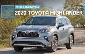 Toyota Highlander 2020 Green Photos
