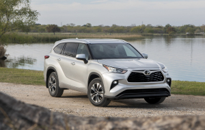 Toyota Highlander 2020 Silver Pictures
