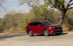 Toyota Highlander Hybrid 2020 Wallpapers For Android