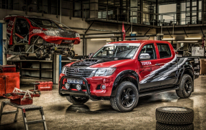 Toyota Hilux 2020 Red In HQ