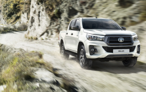 Toyota Hilux 2020 Red Wallpapers HD