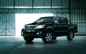 Toyota Hilux 2020 Red Wallpapers For IPhone