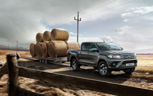 Toyota Hilux 2020 Silver In HQ