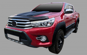 Toyota Hilux 2020 Silver Wallpapers HQ
