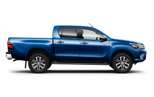 Toyota Hilux 2020 Silver Wallpapers For IPhone