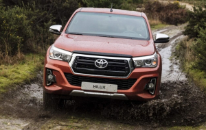 Toyota Hilux Hybrid 2020 Photos